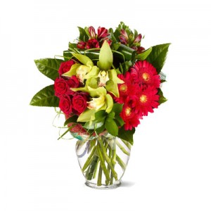 "Bouquet ""Red"""